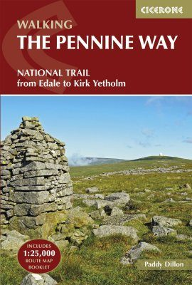 Cicerone Guides: Walking the Pennine Way