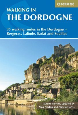Cicerone Guides: Walking in the Dordogne