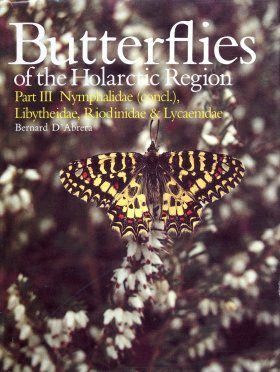 Butterflies of the Holarctic Region, Part 3