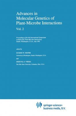 Advances in Molecular Genetics of Plant-Microbe Interactions, Volume 2
