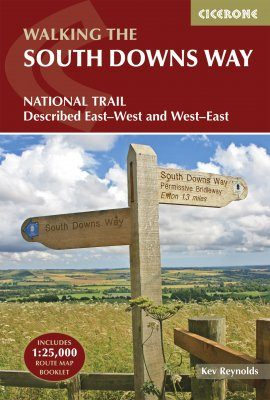 Cicerone Guides: Walking the South Downs Way