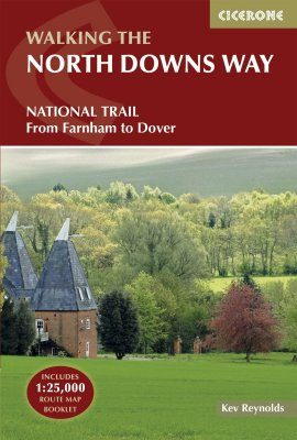 Cicerone Guides: Walking the North Downs Way