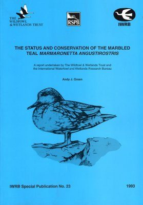 The Status and Conservation of the Marbled Teal