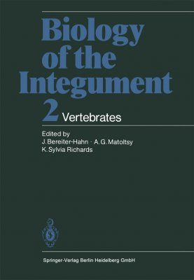 Biology of the Integument Volume 2: Vertebrates