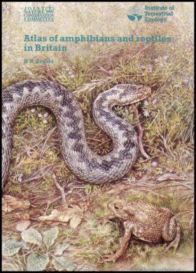 Atlas of Amphibians and Reptiles in Britain