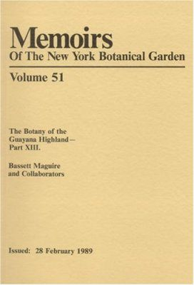 The Botany of the Guayana Highland, Part 13