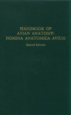 Handbook of Avian Anatomy: Nomina Anatomica Avium