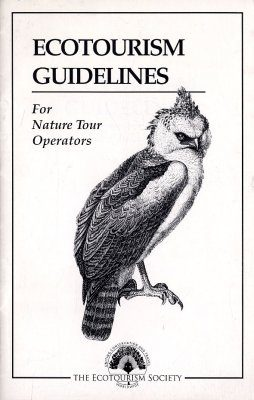 Ecotourism Guidelines for Nature Tour Operators