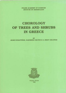 Chorology of Trees and Shrubs in Greece