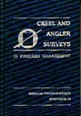 Creel and Angler Surveys in Fisheries Management
