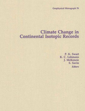 Climate Change in Continental Isotopic Records