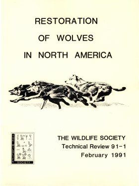 Restoration of Wolves in North America