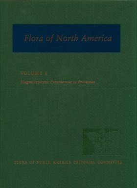 Flora of North America North of Mexico, Volume 8: Magnoliophyta