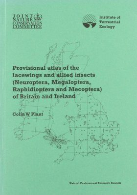 Provisional Atlas of the Lacewings and Allied Insects (Neuroptera, Megaloptera, Raphidioptera and Mecoptera) of Britain and Ireland