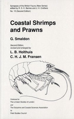 SBF Volume 15: Coastal Shrimps and Prawns