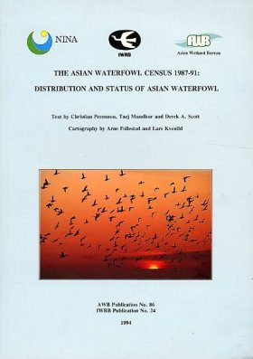 Asian Waterfowl Census 1987-1991