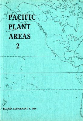 Pacific Plant Areas, Volume 2