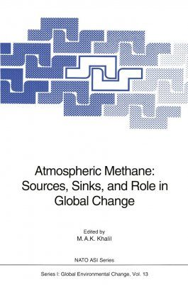Atmospheric Methane: Sources, Sinks, and Role in Global Change