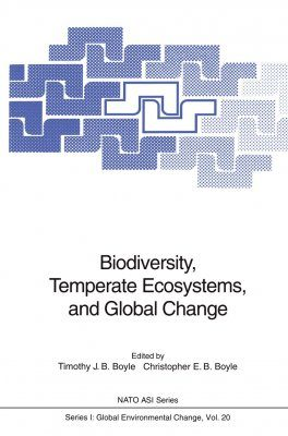 Biodiversity, Temperate Ecosystems and Global Change