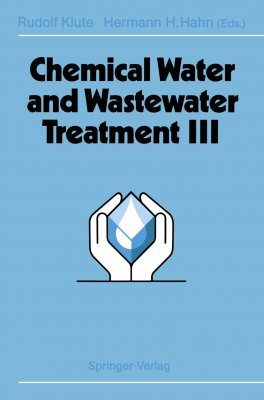 Chemical Water and Wastewater Treatment, Volume 3
