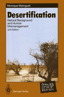 Desertification: Natural Background and Human Mismanagement