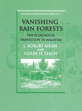 Vanishing Rain Forests