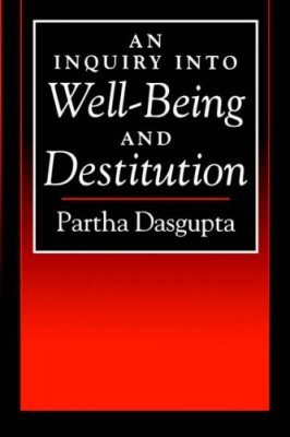 An Inquiry into Well-Being and Destitution