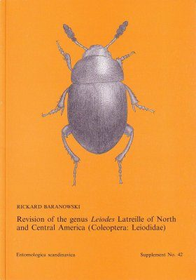 Revision of the Genus Leiodes Latreille of North and Central America (Coleoptera: Leiodidae)