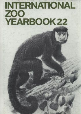 International Zoo Yearbook 22: New World Primates