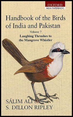 Handbook of the Birds of India and Pakistan, Volume 7