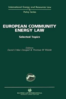 European Community Energy Law