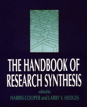 Handbook of Research Synthesis