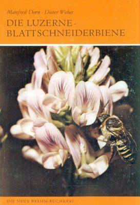 Die Luzerne-Blattschneider-biene und ihre Verwandten in Mitteleuropa: Megachile rotundata u.a. [The Alfalfa Leafcutter Bees and Their Relatives in Central Europe: Megachile rotundata and Others]