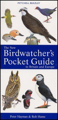 The New Mitchell Beazley Birdwatcher's Pocket Guide to Britain and Europe