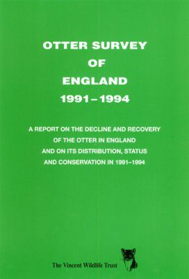 Otter Survey of England, 1991-1994