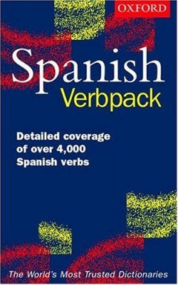 The Oxford Minireference: Spanish Verbpack