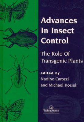 Advances in Insect Control: The Role of Transgenic Plants