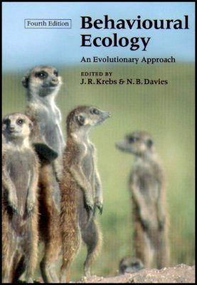 Behavioural Ecology: An Evolutionary Approach