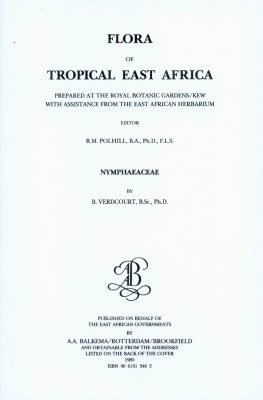 Flora of Tropical East Africa: Nymphaeaceae