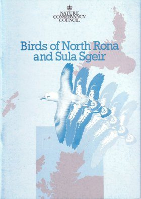 Birds of North Rona and Sula Sgeir