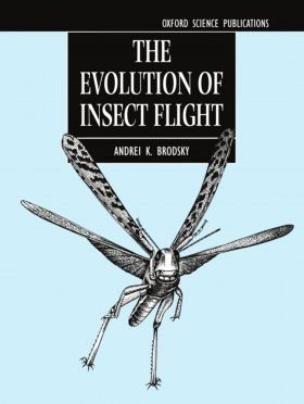 The Evolution of Insect Flight