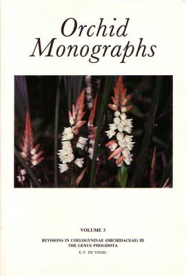 Orchid Monographs, Volume 3