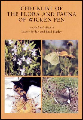 Checklist of the Flora and Fauna of Wicken Fen