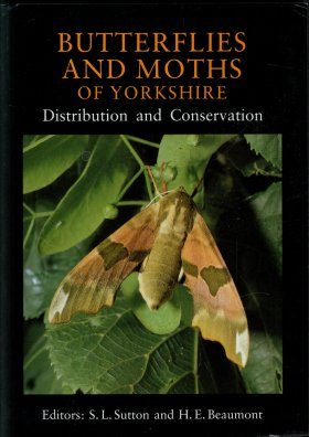 Butterflies and Moths of Yorkshire