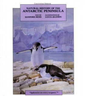 The Natural History of the Antarctic Peninsula