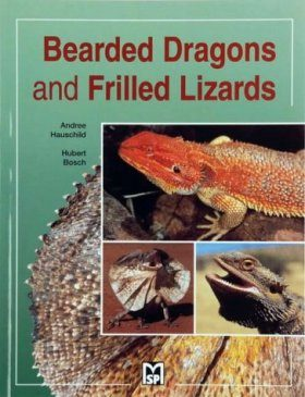 Bearded Dragons and Frilled Lizards
