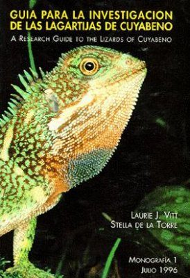 A Research Guide to the Lizards of Cuyabeno / Guía para la Investigación de las Lagartijas de Cuyabeno