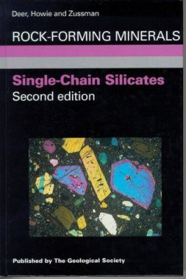 Rock-Forming Minerals, Volume 2A: Single-Chain Silicates
