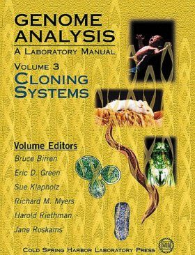 Genome Analysis Laboratory Manual, Volume 3