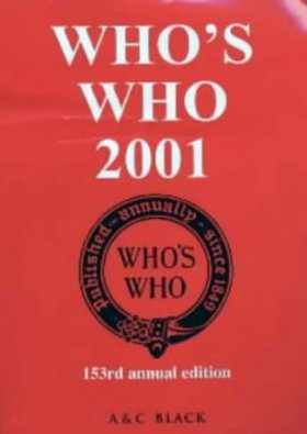 Who's Who 1897-1998 (Windows/Macintosh CD-ROM)